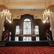 The Common Room Stage - 113 Chancery Lane - The Law Society