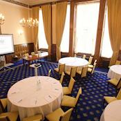 Old Council Chamber Cabaret Style - 113 Chancery Lane - The Law Society