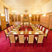 Six Clerks Room Hollow Square - 113 Chancery Lane - The Law Society