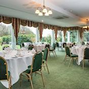 Colonnade Suite - Manor of Groves Hotel, Golf & Country Club