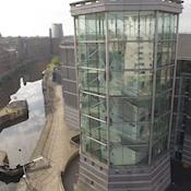Ariel Still of Royal Armouries Museum - NEW DOCK Hall and Royal Armouries Museum
