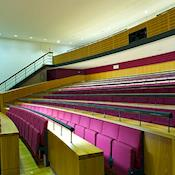 Safra Lecture Theatre - King's Venues, King's College London