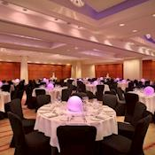 Victoria Banquet set up - Park Plaza Victoria London
