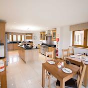 Kingsbridge Kitchen - Tewin Bury Farm Hotel