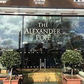 Entrance - The Alexander Pope Hotel