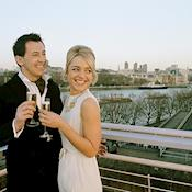 Weddings at The Deck - The Deck at the National Theatre