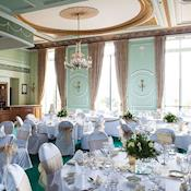 The Grand Ballroom - The Chateau Impney Hotel & Exhibition Centre