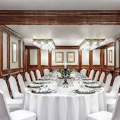 Edwardian II- Dinner - St. James' Court. A Taj Hotel  Conferencing & Banqueting