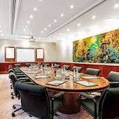 Executive Boardroom - St. James' Court. A Taj Hotel  Conferencing & Banqueting