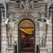 Drapers' Entrance - Drapers' Hall