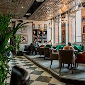Main Lounge Bar - The Betjeman Arms
