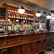 Main Bar - The Betjeman Arms