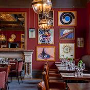 The Laureate Dining Room - The Betjeman Arms