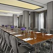 Park Suites 1 & 2 Boardroom Set-Up - Park Plaza London Waterloo