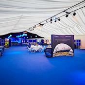 NOC Marquee - The National Oceanography Centre
