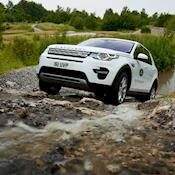 Off Road Driving - Land Rover Experience Liverpool