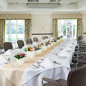 Private Dining - Hilton St Anne's Manor