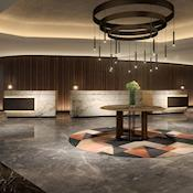 Reception Newly Refurbished on 2019 - Crowne Plaza Marlow
