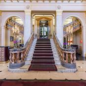 The Grosvenor Staircase - The Grosvenor, Victoria - a Guoman Hotel