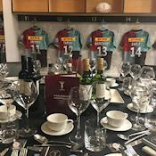 Changing Room Dinners - Harlequins Rugby Club