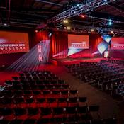 Conference Set Up at EventCity - EventCity Limited - Manchester